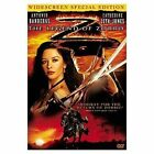 The Legend of Zorro (DVD, 2006, Widescreen) Out of Print RARE