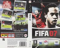Fifa 07 - Sony PSP Game - brand new and sealed, original release