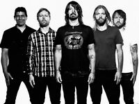 Foo Fighters Rock Band Music Dave Grohl Wall Print POSTER UK