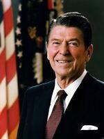 President Ronald Reagan Wall Print POSTER US