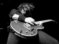 Dave Grohl Foo Fighters BW Wall Print POSTER UK