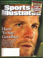 Brett Favre Green Bay Packers Sports Illustrated Football SI 2008 Vikings Jets
