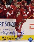 Autographed Arizona Coyotes Peter Mueller 8x10 Photo