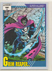 #63 GRIM REAPER - Marvel Universe Series II Trading Cards (1991)