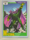 #70 MYSTERIO - Marvel Universe Series II Trading Cards (1991)