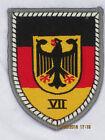 Bw-Verbandsabz. Comando de distrito militar VII (WBK7)