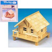 """Wooden Model : """" Log House """""""