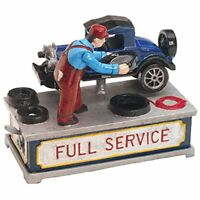 Bits and Pieces - Model T Cast-Iron Mechanical Bank - Novelty Personal Coin