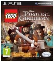 LEGO Pirates of the Caribbean: The Video Game (Sony PlayStation 3, 2011)
