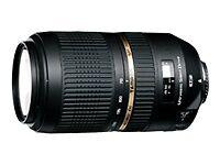 TAMRON SP 70-300mm F/4-5.6 Di VC USD for Nikon DSLRs Open Box Demo