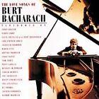 The Love Songs of Burt Bacharach, Various Artists CD | 0731456426525 | Acceptabl