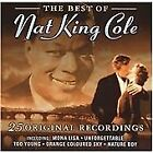 The Best Of Nat King Cole, Cole, Nat 'King' CD | 5014293693226 | Acceptable