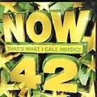 Now That's What I Call Music! Vol. 42, Various Artists CD | 0724349973428 | Acce