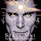 The Elusive Light and Sound Vol.1, Steve Vai CD | 0690897222021 | Acceptable
