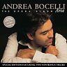Aria - The Opera Album [SPECIAL EDITION], Andrea Bocelli CD | 0028947572954 | Ac