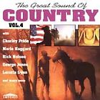The Great Sounds Of Country: Vol 4., Various Artists CD | 5014797161078 | Accept