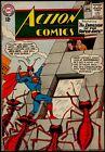 DC ACTION Comics #296 SUPERMAN FN 6.0