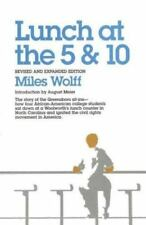 Lunch at the 5 & 10, Miles Wolff, Good Book