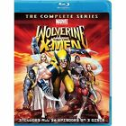 Wolverine and the X-Men: The Complete Series (Blu-ray Disc, 2010, 3-Disc Set)