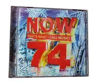 Now That's What I Call Music! 74, Various Artists CD   5099930633520   Acceptabl