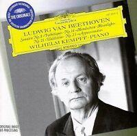 Beethoven - Piano Sonatas 8, 14, 21 & 23  (DG The Originals), Wilhelm Kempff CD