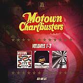 Motown Chartbusters Vol 1 To 3 Triple Set, Various Artists CD | 0731454471220 |