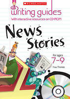 News Stories for Ages 7-9 (Writing Guides), Thomas, Hewel, New