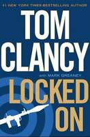 Locked On, By Clancy, Tom,in Used but Acceptable condition