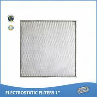 21 x 12 1/2 x 1 Lifetime Air Filter - Electrostatic A/C Furnace Air Filter 94%