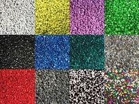 Fish Aquarium Tank Gravel Stones Substrate Coloured & Natural 0.5/1/2/5/10kg