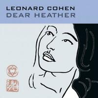 LEONARD COHEN Dear Heather CD BRAND NEW