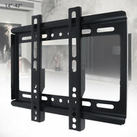 Universal Arm Tilt Swivel LCD LED TV Wall Mount Bracket for 14 - 42'' Inch 3D TV