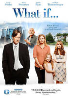 DVD What If... NEW Kevin Sorbo DOVE APPROVED