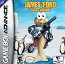 James Pond: Codename RoboCod Nintendo Game Boy Advance GBA Video Game