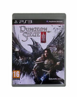 Dungeon Siege 3 (PS3),  PlayStation 3,Playstation 3 Video Games