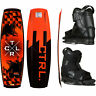 CTRL Scope Mens Wakeboard + CTRL Imperial Bindings