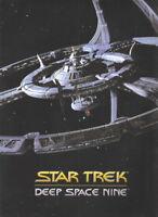 Star Trek Deep Space Nine Press Kit Cover, 1993 NEW