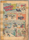 Walt Disney's Comics and Stories #116, 1950 COVERLESS