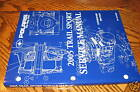 2005 Polaris Trail Sport/500 INDY_550 Supersport Factory Service Manual_NEW+CD