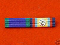 NORTHERN IRELAND & GULF WAR 1 ROSETTE RIBBON BAR PIN