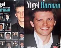 NIGEL HARMAN KALENDER 2005 (Neu+OVP)