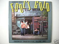 """SUBMARINE TRACKS & FOOL'S GOLD CHISWICK CHARTBUSTERS 12"""" LP COUNT BISHOP (L1928)"""