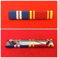 GOLDEN JUBILEE & FIRE LSGC MEDAL RIBBON BAR (Pin  type)