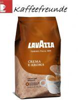 1 kg Lavazza Crema E Aroma Kaffee Bohnen