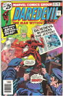 Daredevil Comic Book #135 Marvel Comics 1976 FINE