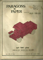 Paragons in Paper creates the Old Truck (1982)