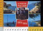 29573] REGGIO CALABRIA - SCILLA - PESCA DEL PESCE SPADA