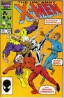 Marvel Comics Uncanny X-Men Comic #215, 1987 NEAR MINT