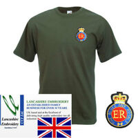 Blues and Royals Olive Green T Shirt Medium ( CAVALRY