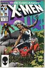 Marvel Comics Uncanny X-Men Comic #216, 1987 NEAR MINT
